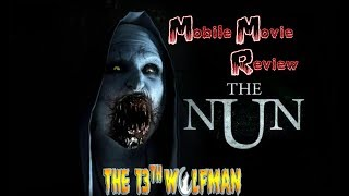 Mobile Movie Review THE NUN