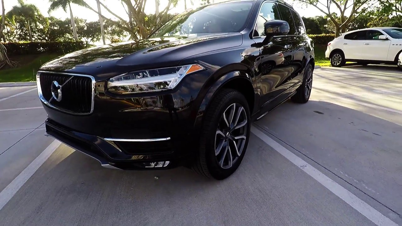 2016 volvo xc90 t6 momentum immaculate loaded for sale ebay jake youtube. Black Bedroom Furniture Sets. Home Design Ideas