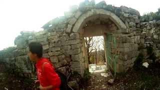 Абхазия, Новый Афон в декабре 2014. Abkhazia, New Athos(Приключения vk.com/oblak и компании в стране мандаринов., 2015-04-01T06:25:20.000Z)