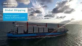 【JNR Global Logistics】Global Shipping