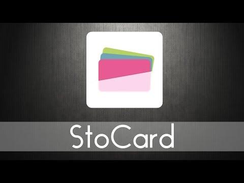 Обзор приложения StoCard - менеджер дисконтных карт
