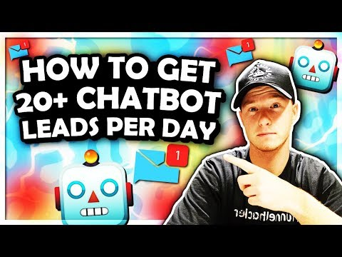 How To Get 20+ Chatbot Leads Per Day (PROVEN STRATEGIES)