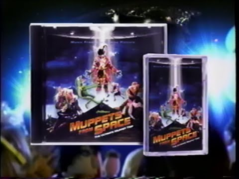 Muppets from Space Soundtrack (1999) Promo (VHS Capture ...