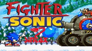 Sonic 3: Fighter Sonic (Unl) (Eng) (SINTAX) - Game Boy Advance Longplay - (NO DEATH RUN) (FULL GAME)