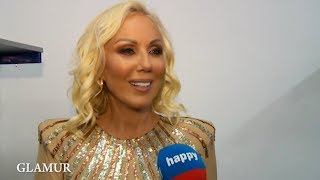 Lepa Brena - Intervju - Glamur - (Happy TV, 08.07.2018.)