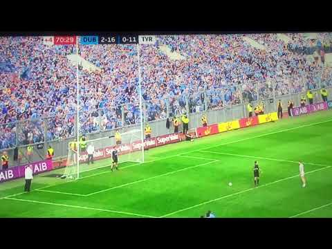 Dublin Scores All Ireland Semi Final 2017 Stephen Cluxton Penalty Save