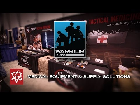 Warrior Expo Highlights | Medical Equipment & Supply Solutions