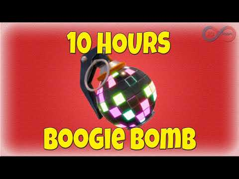 「10 Hour」 Fortnite - Boogie Bomb (Music / Beat)
