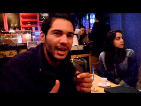 Tunis Social Media Cafe - Foursquare
