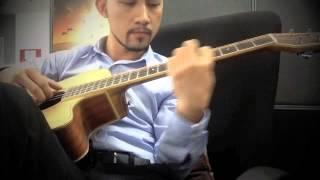Hình Bóng Đợi Chờ - guitar cover