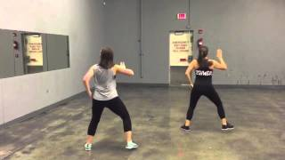 She Ready by Machel Montano - Zumba with Brittanye and Hannah
