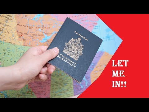 Can You Enter Canada?