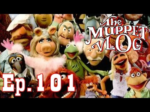 The Muppet Show Ep. 101: James Coburn - The Muppet Vlog