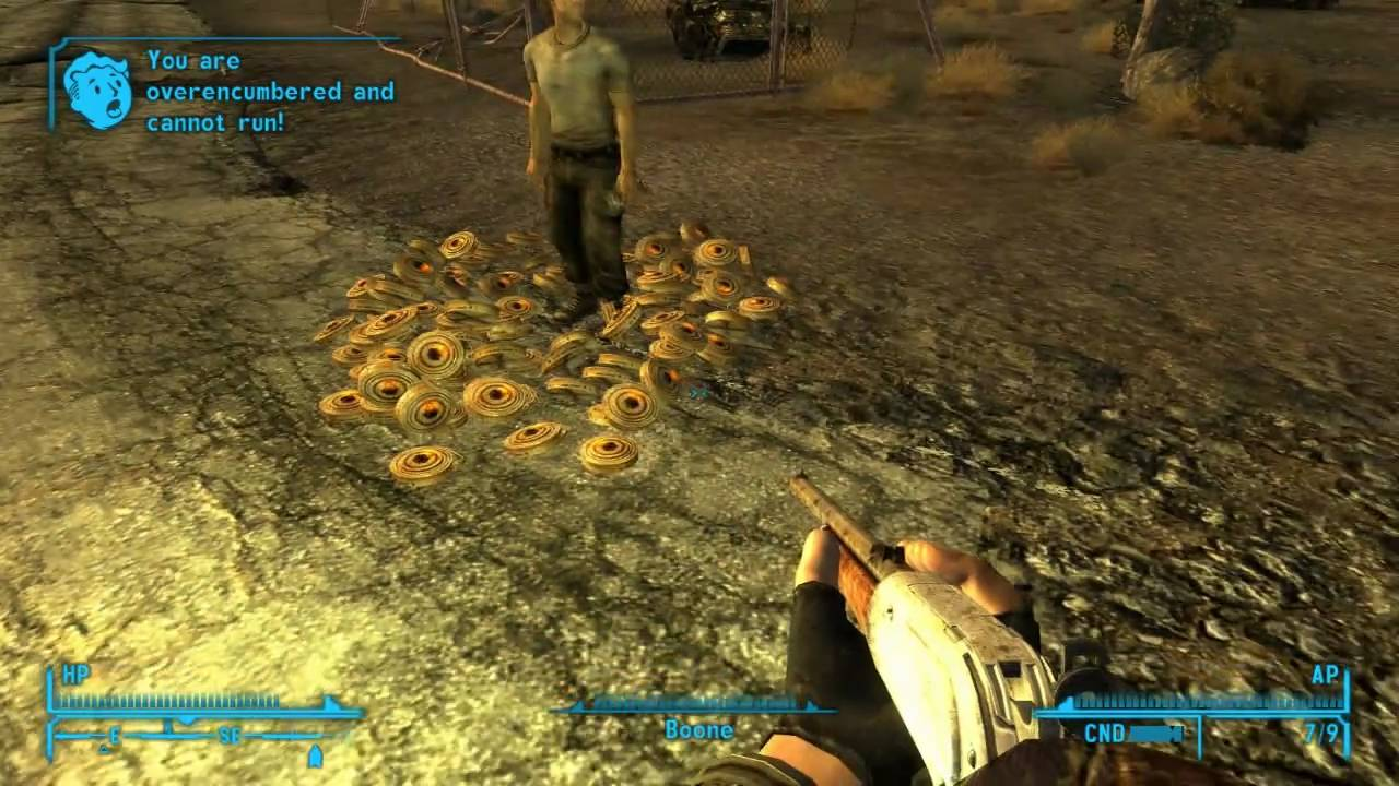 how to get boone companion fallout new vegas