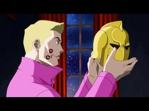 Doctor Fate - Strip-dancer | Suicide Squad: Hell to Pay