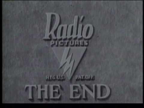 """1930 """"Radio Pictures"""" Closing Logo"""