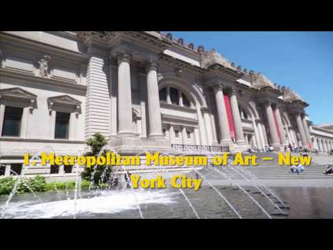 Top 10 museums in USA || Best museum in the USA