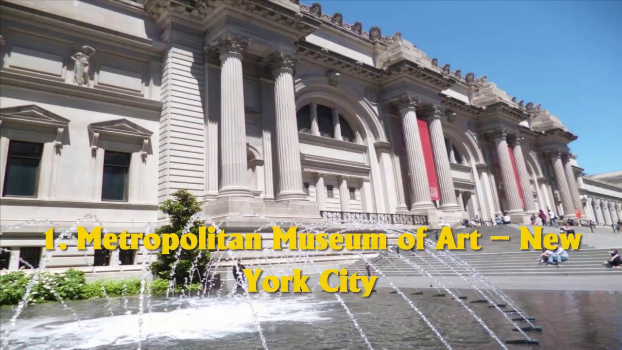 Top 10 museums in usa best museum in the usa youtube for Best museums in america