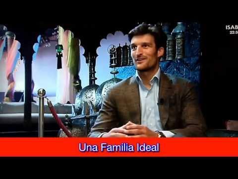 Rafa Medina y Laura Vecino, Una Familia Ideal