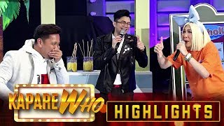 Vhong and Jhong make fun of Vice | KapareWho