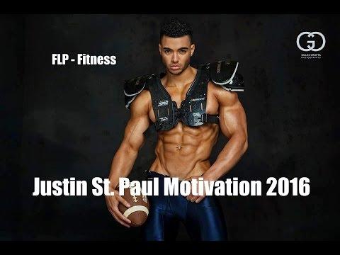Justin St. Paul Motivation 2016