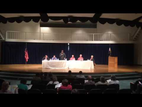 Grand County Commissioner Debate, 6/2/16