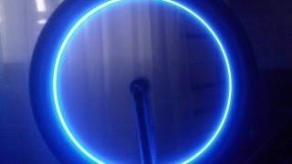 Подсветка колеса велосипеда своими руками(Не судите строго моё первое видео=), 2014-04-19T17:33:38.000Z)