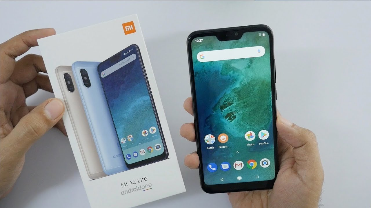 Mi A2 Lite Android One Unboxing & Overview - Ignored by Xiaomi India