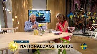 Grattis Sverige - därför firar vi nationaldagen - Nyhetsmorgon (TV4)