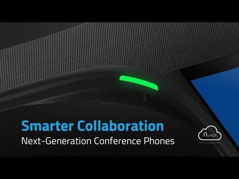 Next-Generation Conference Phones - ROOMIE Triyang Series