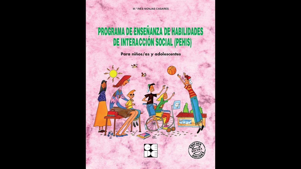 Programa de Enseñanza de Habilidades de Interacción Social PEHIS ...