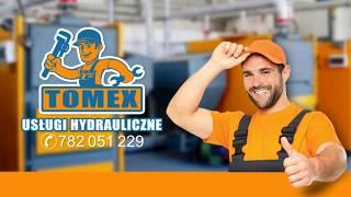 Instalacje grzewcze kotłownie gazowe projekt instalacji Warszawa Tomex