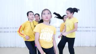 KIDS DANCE CHOREOGRAPHY HIP HOP DANCE CHOREOGRAPHY