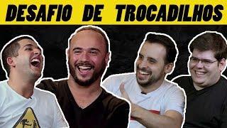 Baixar MARCOS CASTRO E ED GAMA NO DESAFIO DE TROCADILHOS DE FUTEBOL