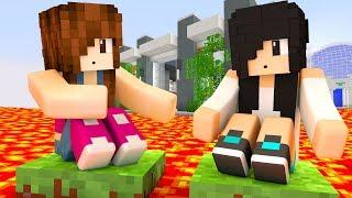 Minecraft - ESTAMOS EM PERIGO NA LAVA (Disasters)