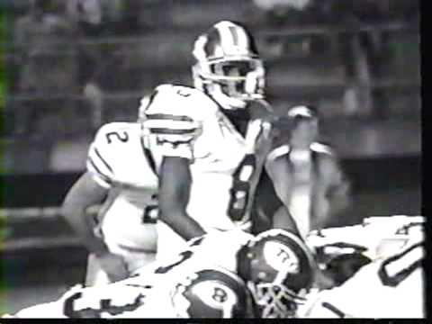 Oak Ridge (TN) High School Football Highlights (1999)