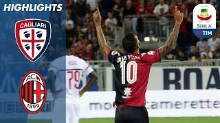 Download Video Cagliari 1-1 Milan | Higuaín Opens  Milan Account With Equaliser | Serie A MP3 3GP MP4