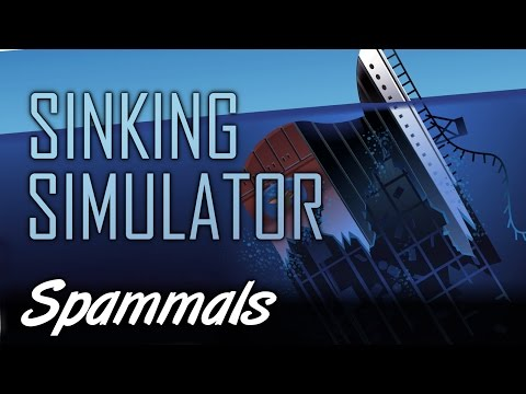 Sinking Simulator 2 | SINK THE TITANIC!