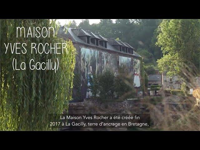 Maison Yves Rocher - Ma démarche Green Morbihan