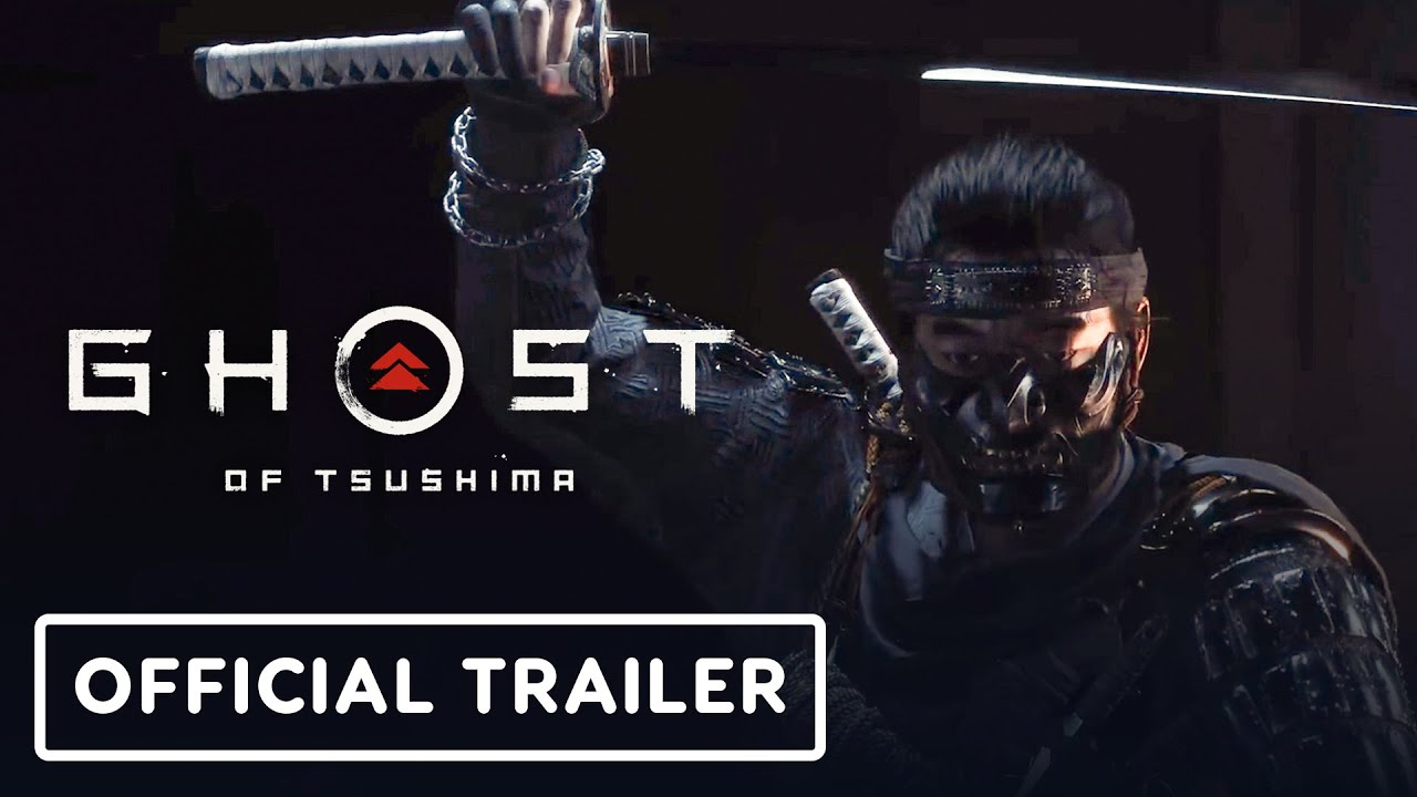 Ghost of Tsushima - Official Japanese Trailer