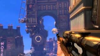 Bioshock Infinite First Gameplay Trailer HD