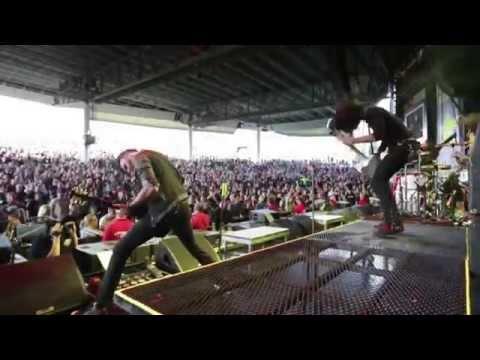 2014 Rockstar Energy Drink UPROAR Festival - Pop Evil