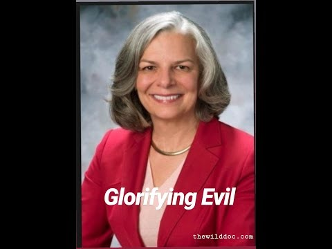 Glorifying Evil: Healthcare Businesswomen's Association WOMAN OF THE YEAR