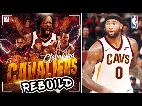 Seriously. Lets Rebuild The Cleveland Cavaliers. They Need Help.
