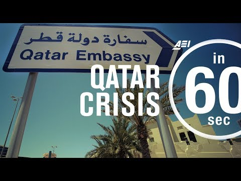 Qatar's diplomatic crisis | IN 60 SECONDS