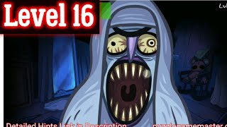 troll Face Quest Horror Level 16 Walk-through Android iOS