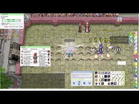 AS-DS Ranger (Arrow Storm+Double Strafe) Vers 1 20 - Archer