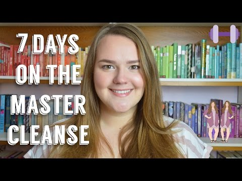 7 Days On The Master Cleanse | Heidi's Health Kick Week 1
