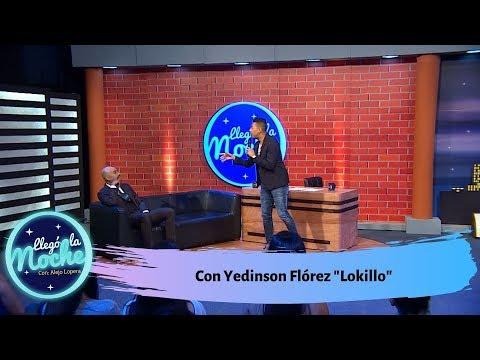 "Llegó La Noche: Con Yedinson Flórez ""Lokillo"" - Teleantioquia"