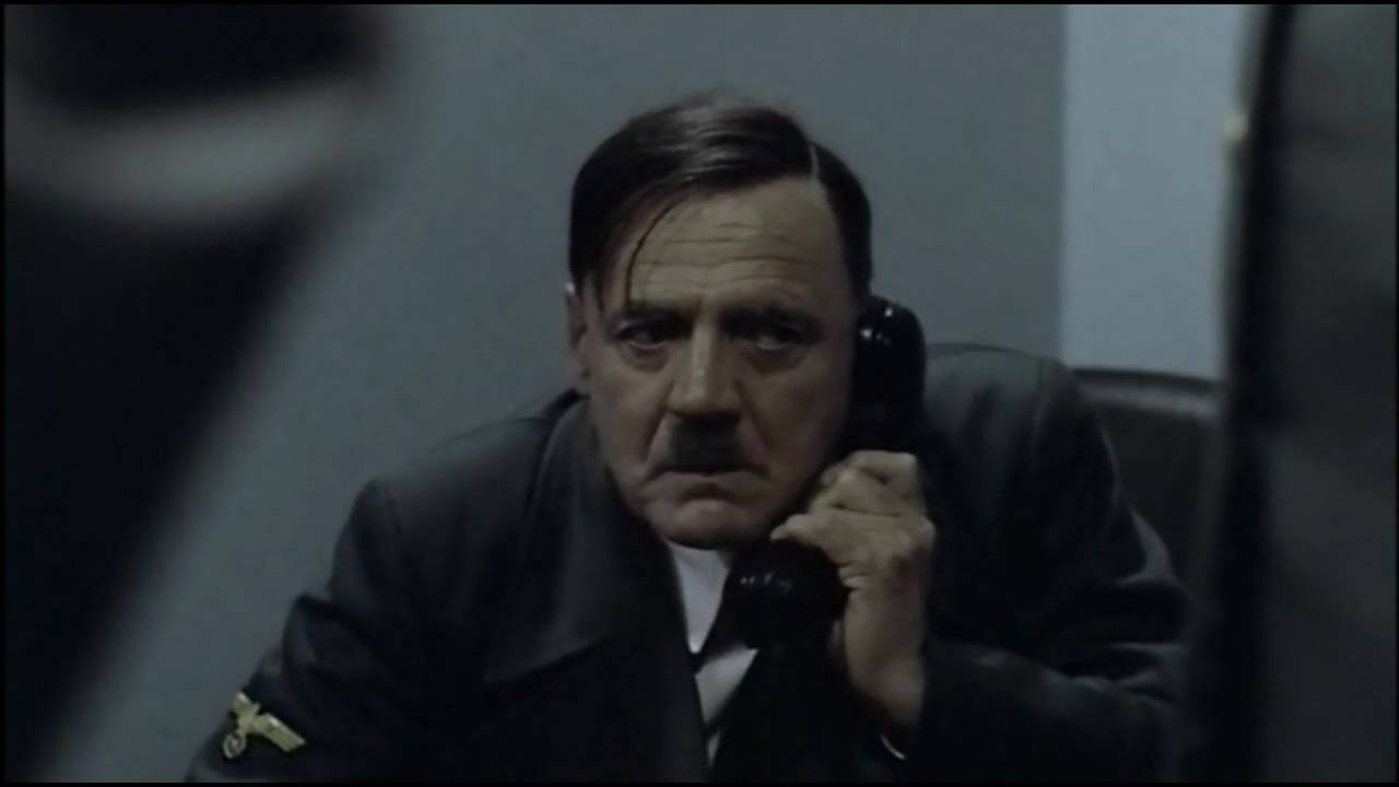 Hitler's Internet Meme phone call